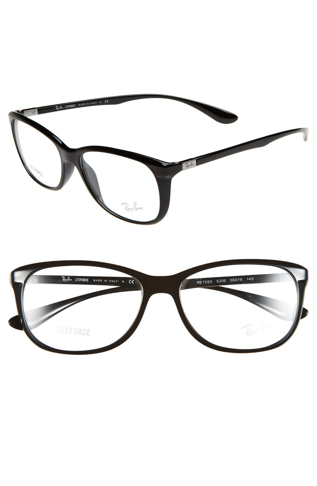 Alternate Image 1 Selected - Ray-Ban 56mm Optical Glasses