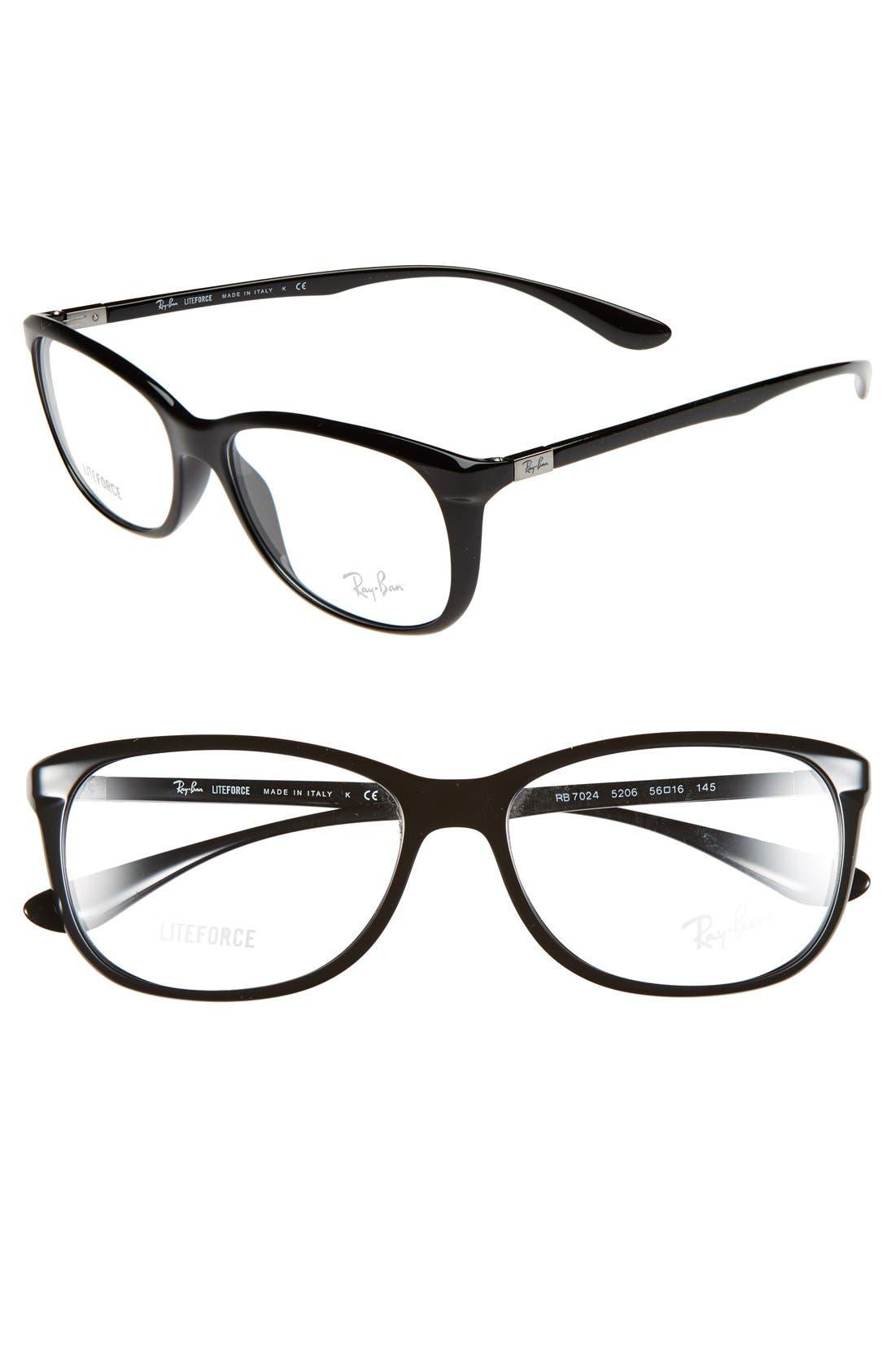 Main Image - Ray-Ban 56mm Optical Glasses