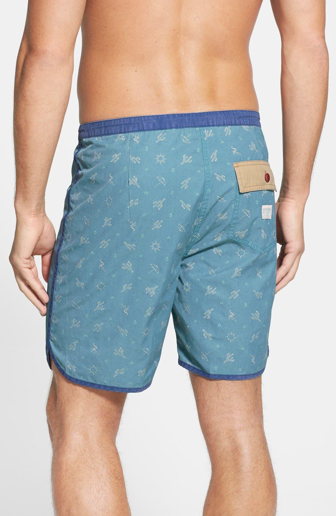 Alternate Image 2  - Katin 'Symbols' Swim Shorts