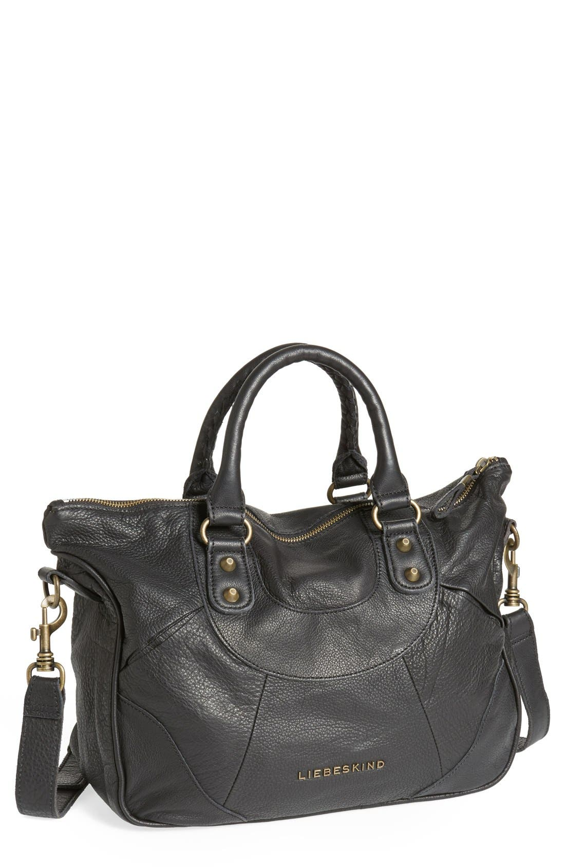 Alternate Image 1 Selected - Liebeskind 'Vintage Esther' Soft Leather Tote