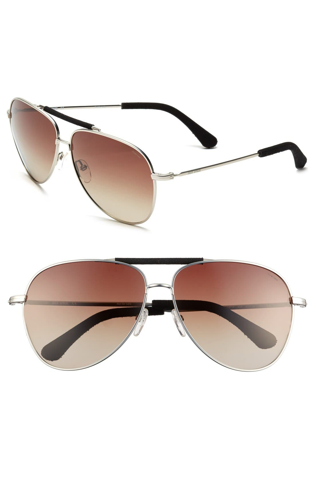 Main Image - Jack Spade 'Hopkins' 62mm Polarized Sunglasses