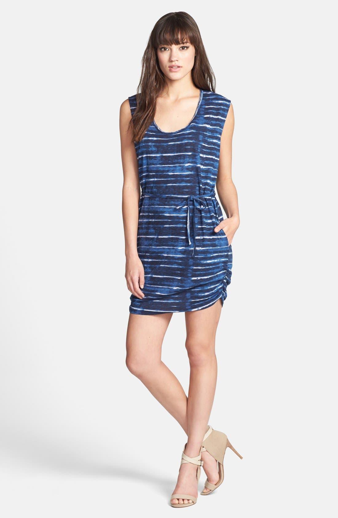 Main Image - Soft Joie 'Jute' Tie Dye Cotton Dress