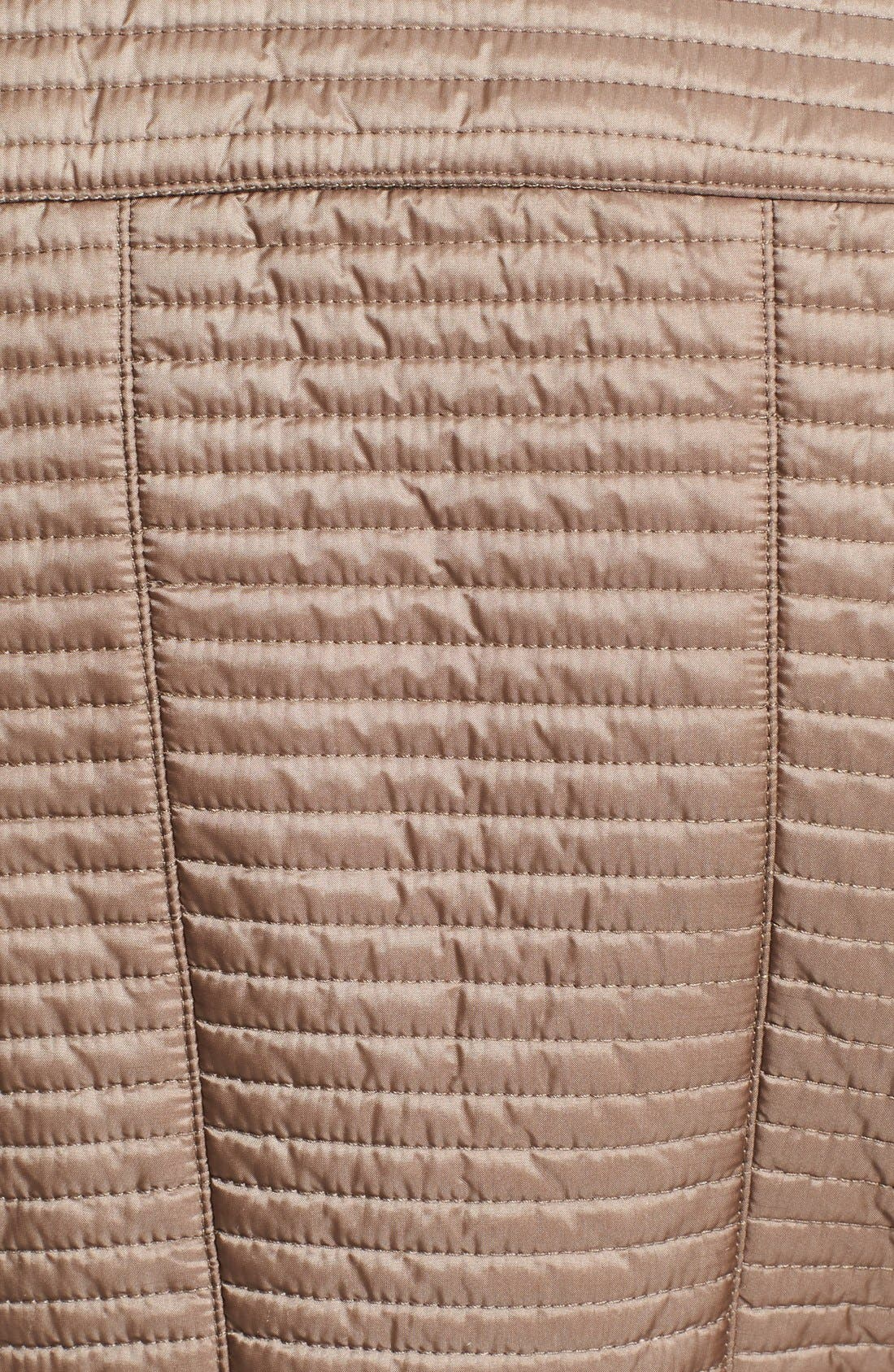 Alternate Image 4  - Burberry London Quilted Jacket