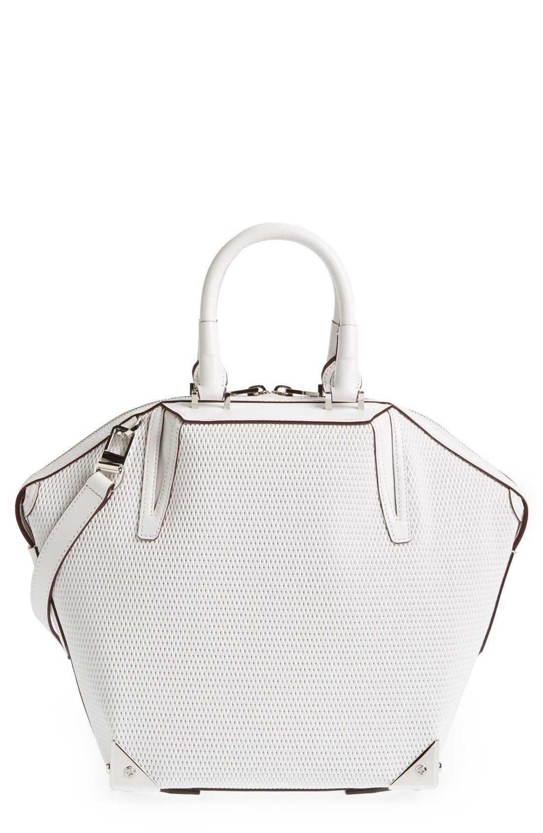 Alternate Image 1 Selected - Alexander Wang 'Small Emile' Leather Satchel