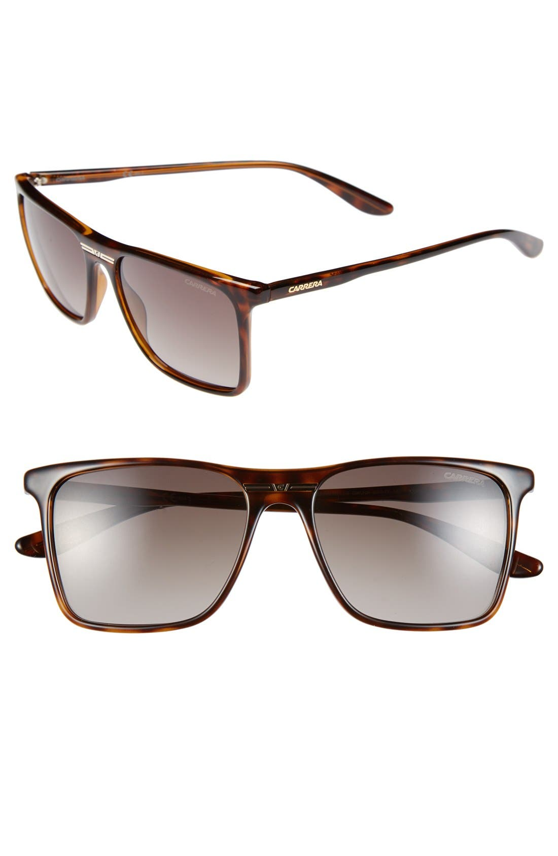 Alternate Image 1 Selected - Carrera Eyewear 55mm Sunglasses