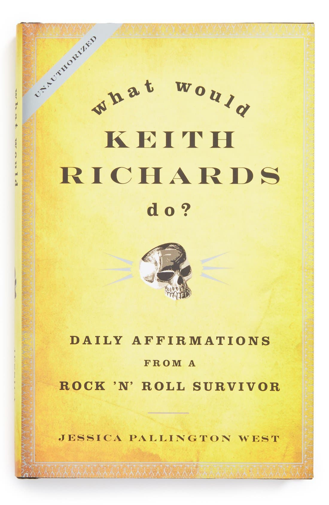 Alternate Image 1 Selected - 'What Would Keith Richards Do?' Book