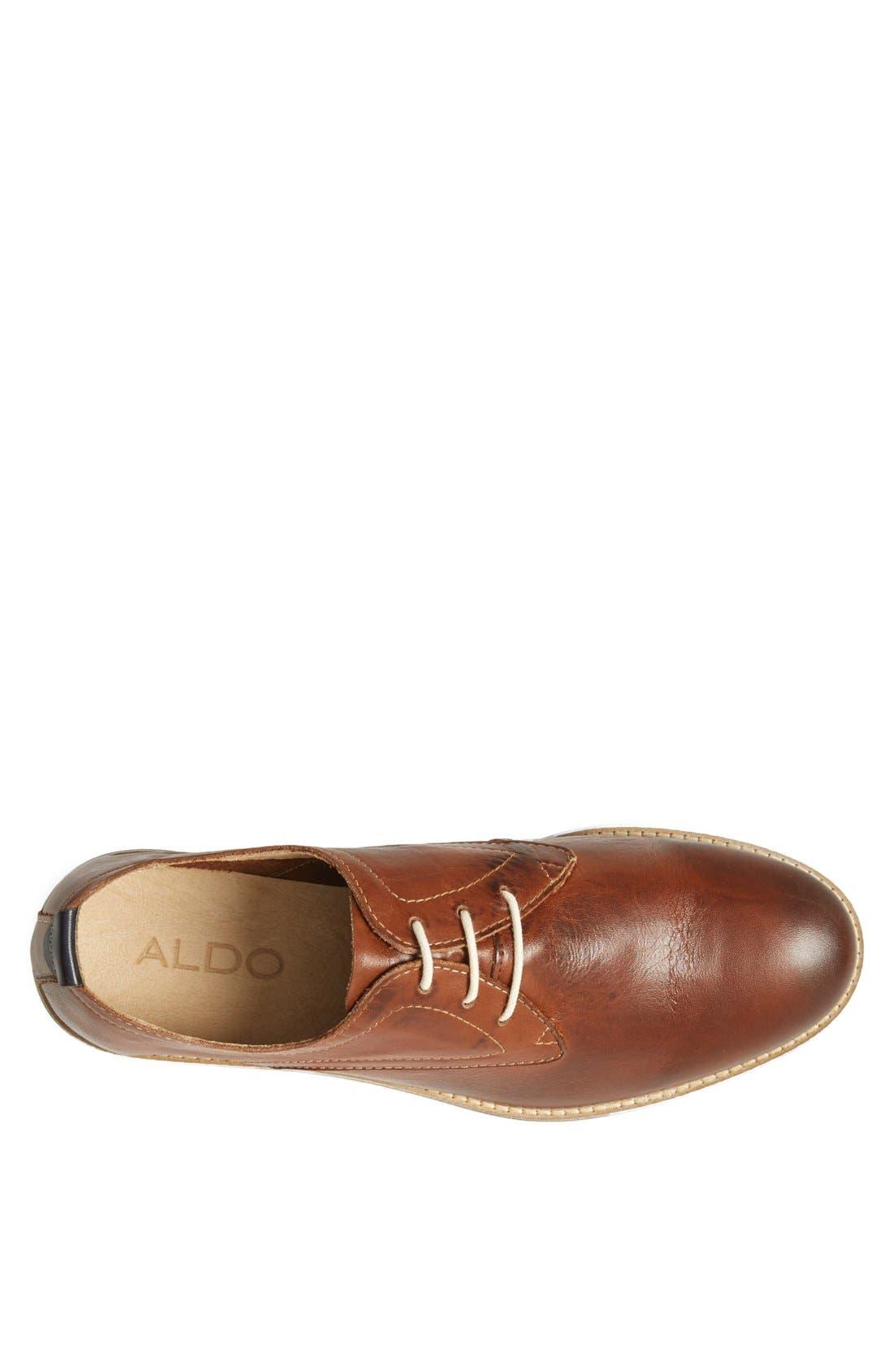 Alternate Image 3  - ALDO 'Bovell' Plain Toe Derby (Men)