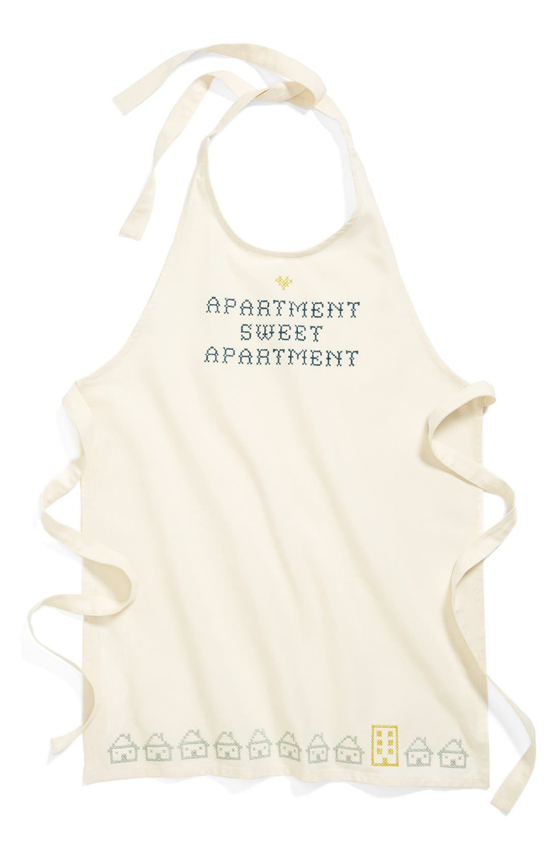 Alternate Image 2  - Nordstrom at Home 'Sweet Apartment' Apron