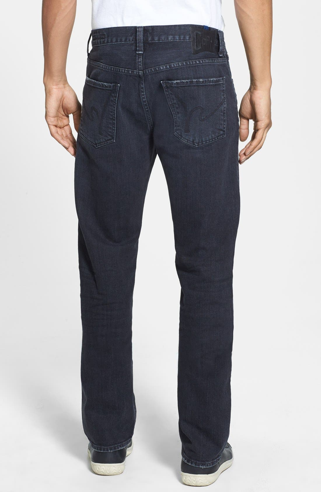 Alternate Image 2  - Citizens of Humanity 'Sid' Straight Leg Jeans (Jackson)