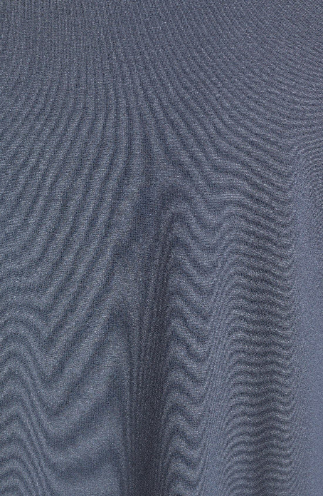 Alternate Image 3  - Eileen Fisher Ballet Neck Jersey Top