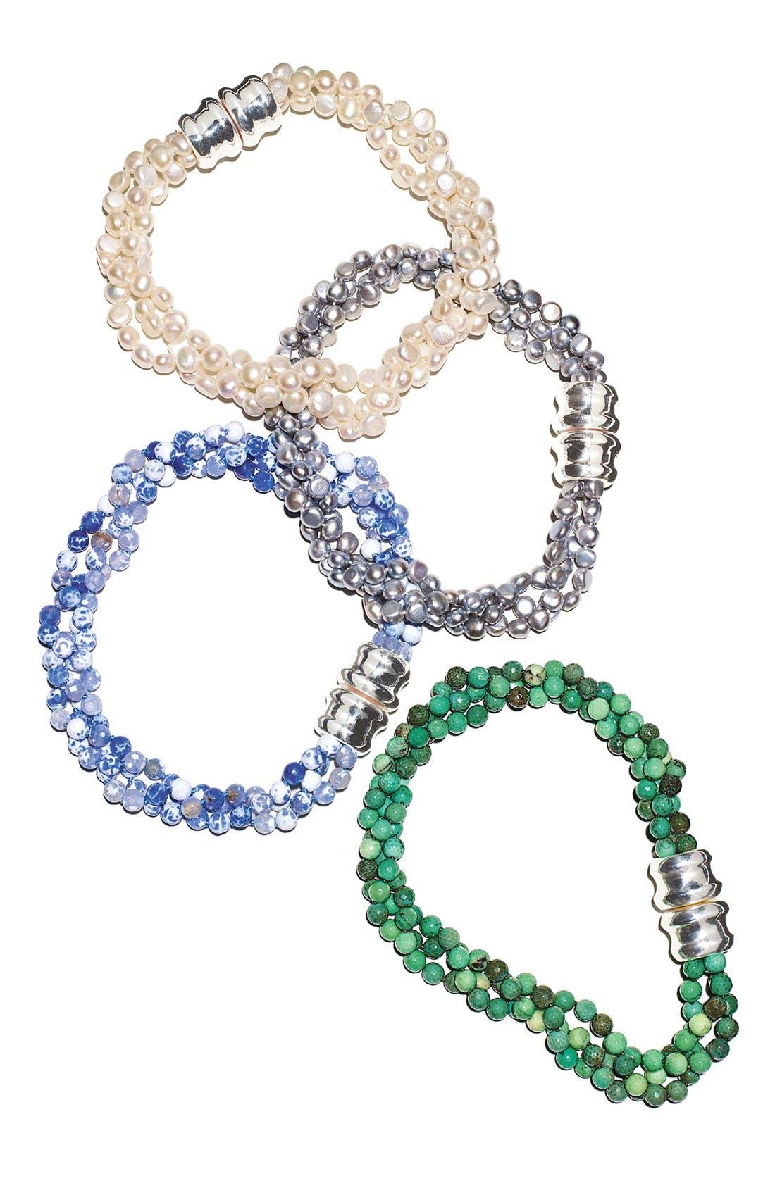 Alternate Image 3  - Simon Sebbag Beaded Torsade Necklace