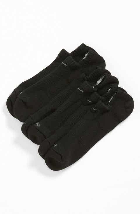501719d2456d Nike Dri-FIT 3-Pack Cushioned No-Show Socks