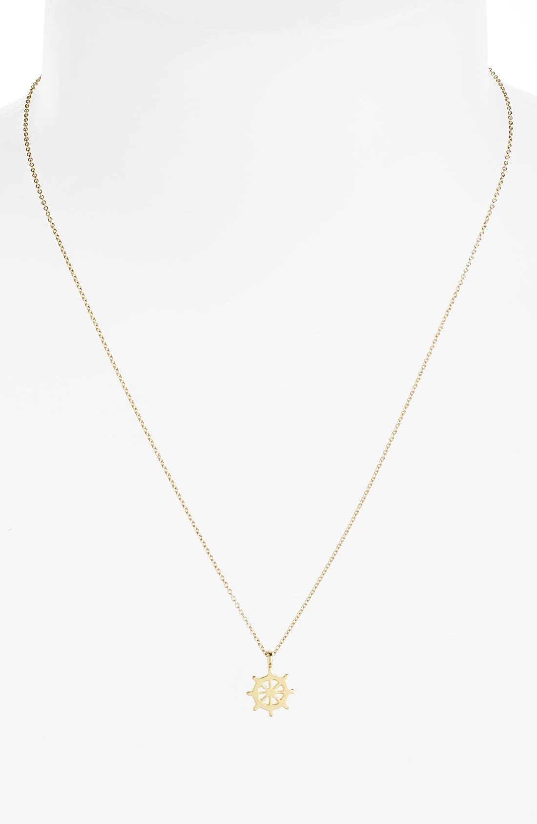 Alternate Image 2  - Dogeared 'Forever Summer' Pendant Necklace