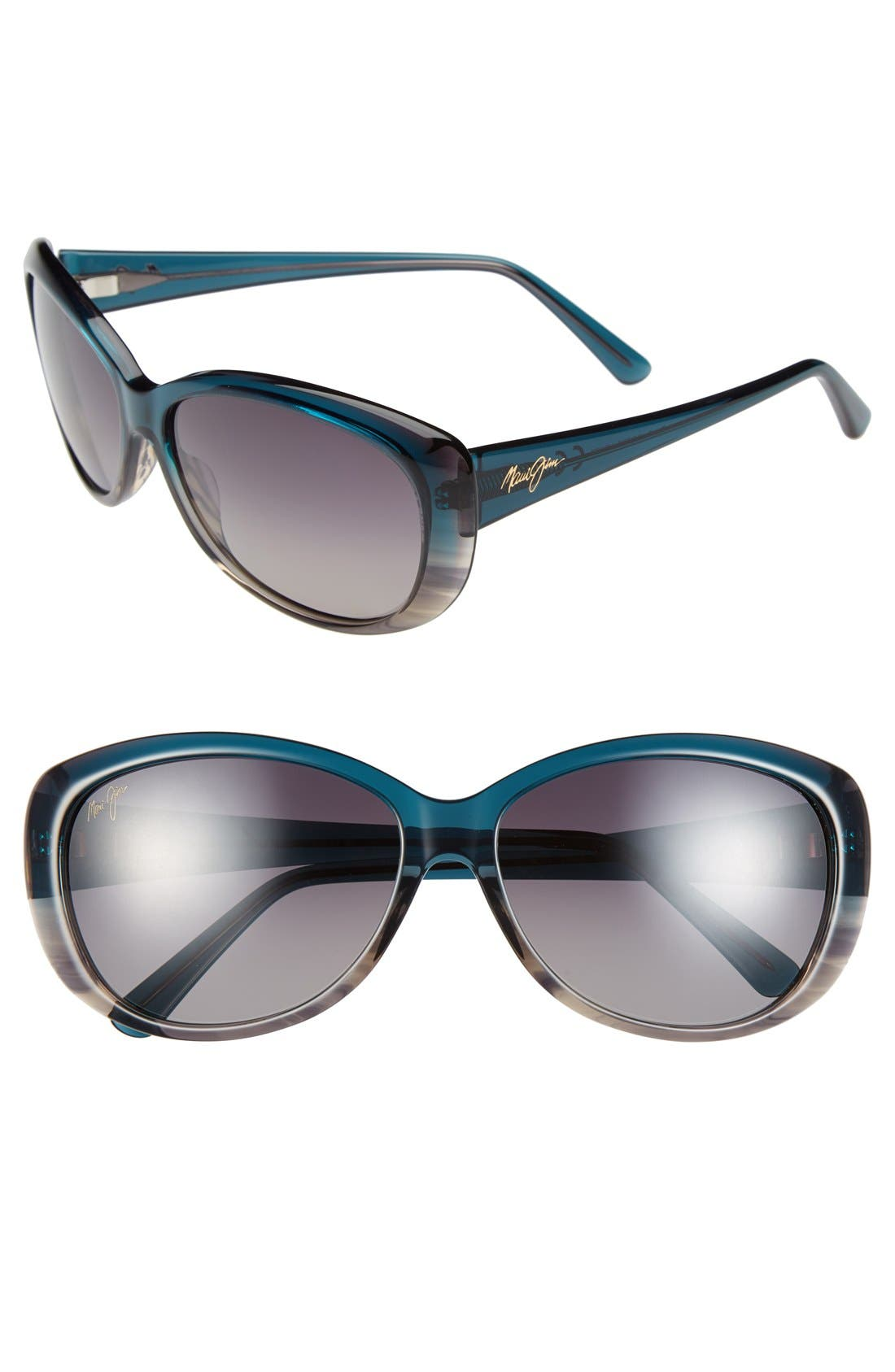 Alternate Image 1 Selected - Maui Jim 'Pikake' 61mm Polarized Sunglasses