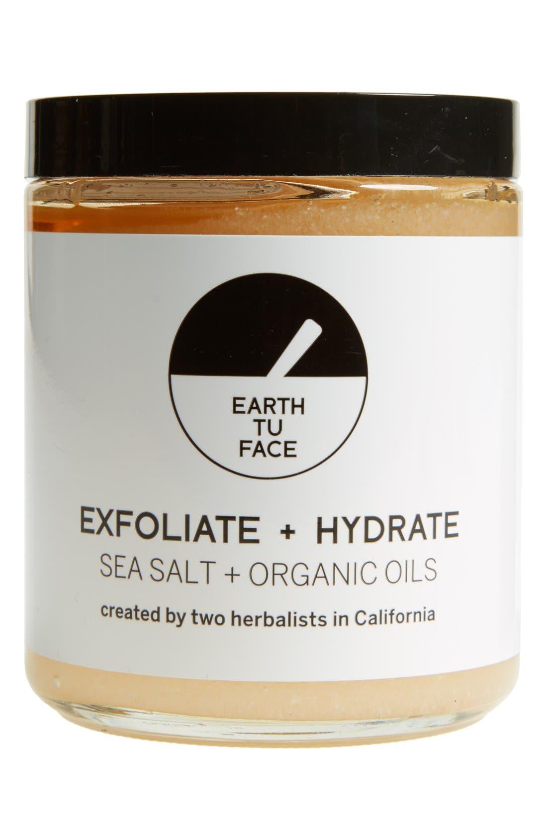 Alternate Image 1 Selected - Earth Tu Face Salt Scrub
