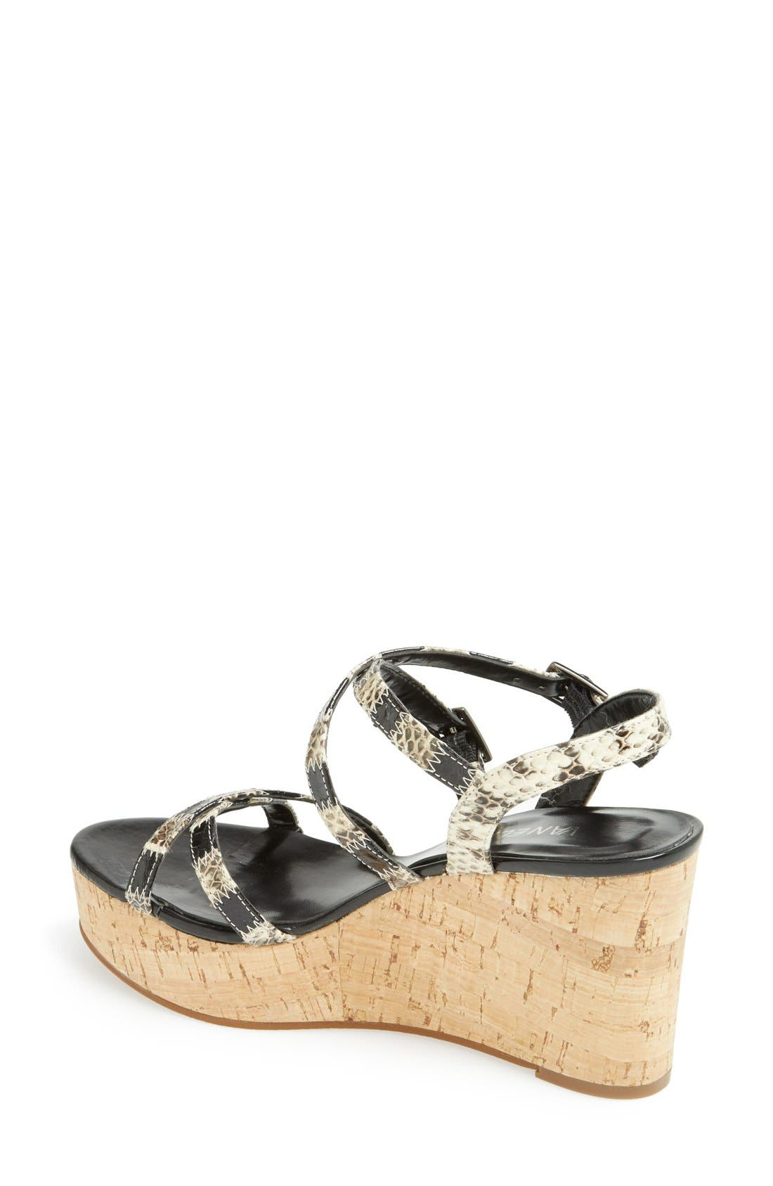 Alternate Image 2  - VANELi 'Polar' Wedge Sandal
