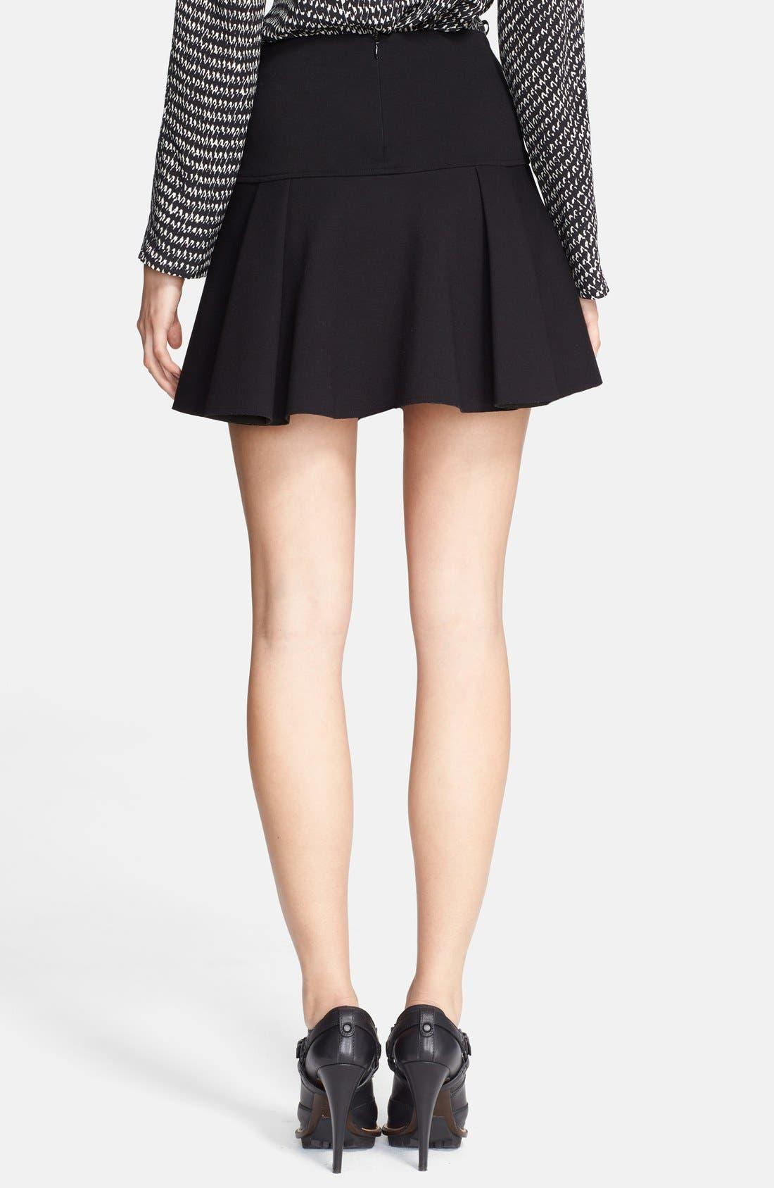 Alternate Image 2  - Belstaff 'Tadley' Flared Jersey Skirt