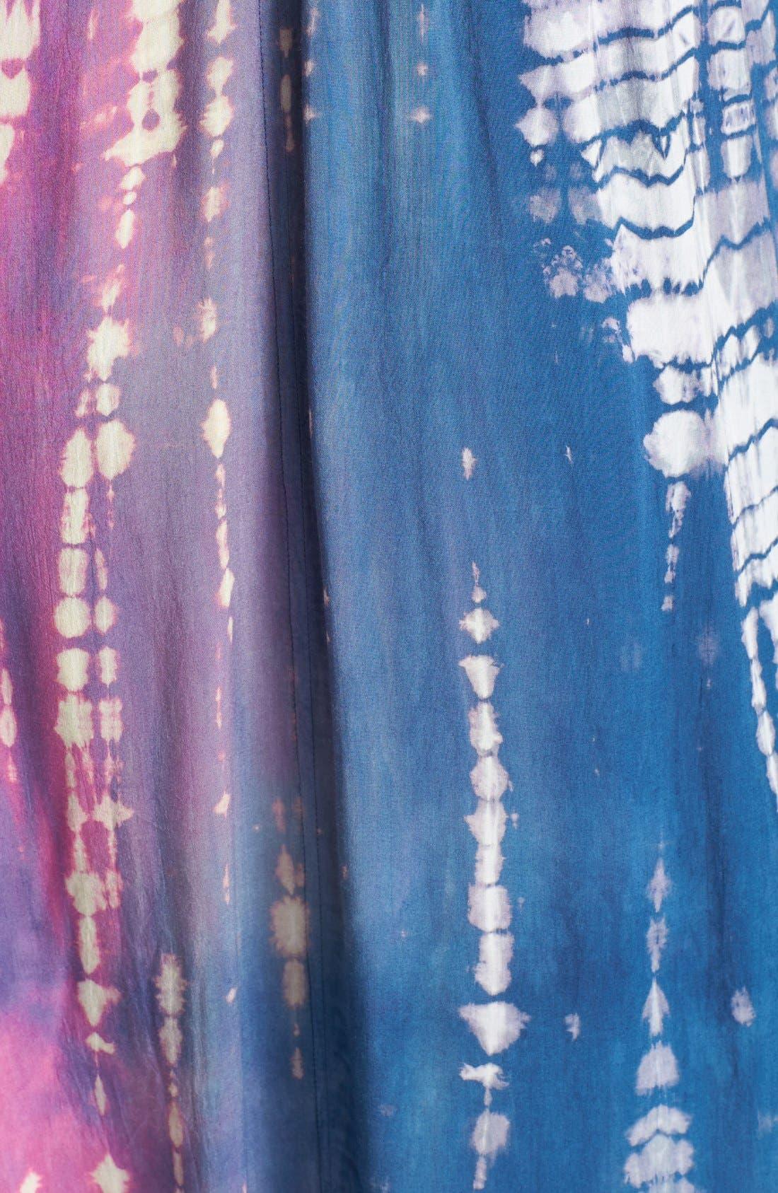 Alternate Image 3  - Hard Tail Twisty Back Maxi Dress