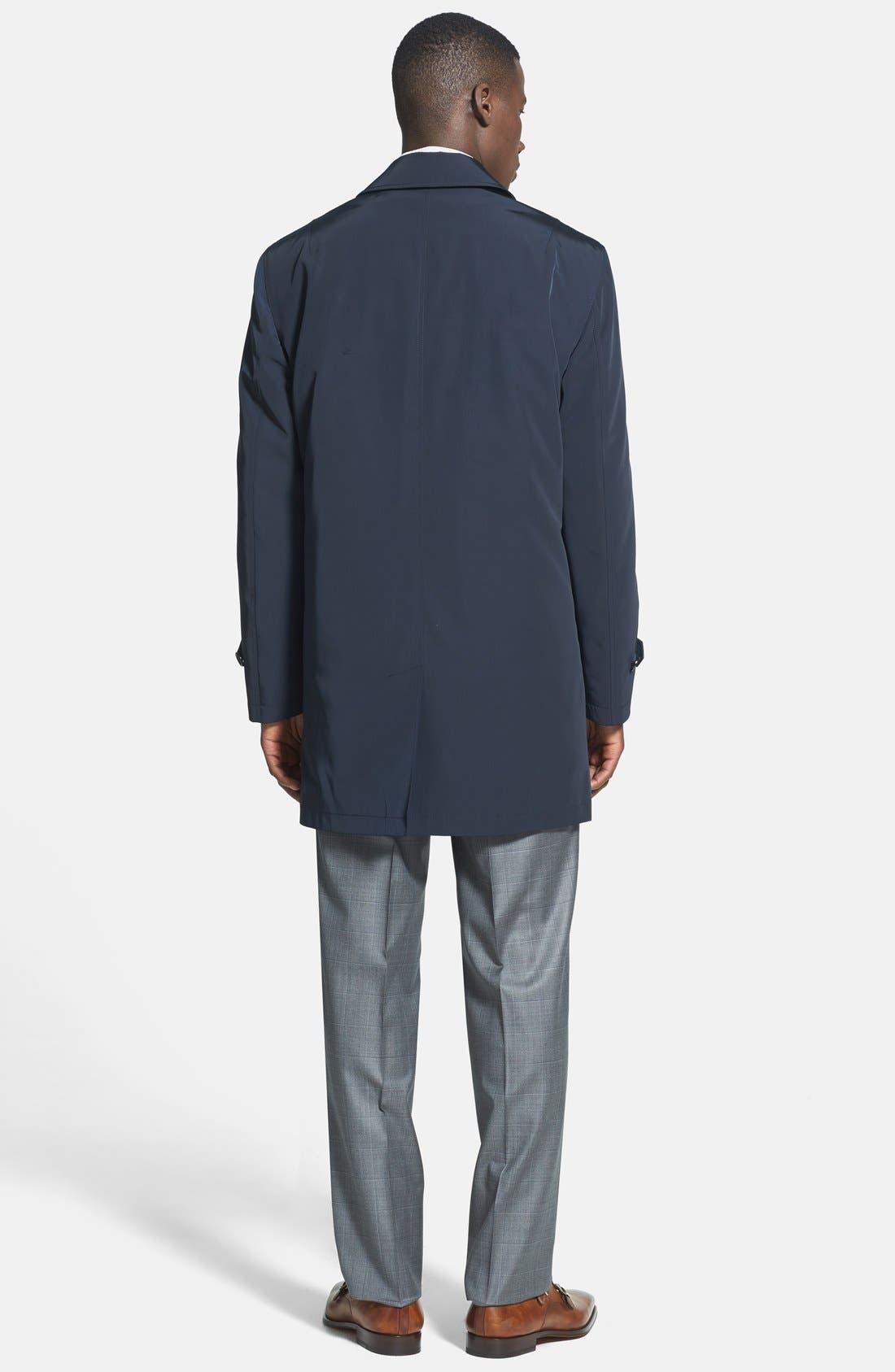 Alternate Image 4  - David Donahue Regular Fit Check Dress Shirt