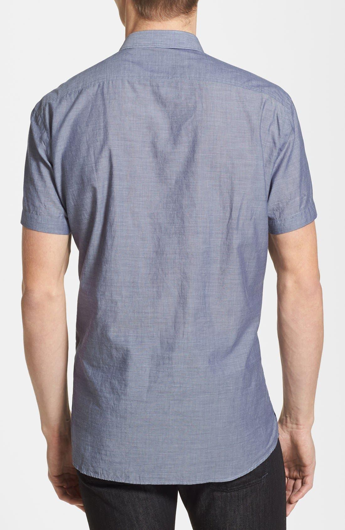 Alternate Image 2  - Bespoken Slim Fit Polo Shirt