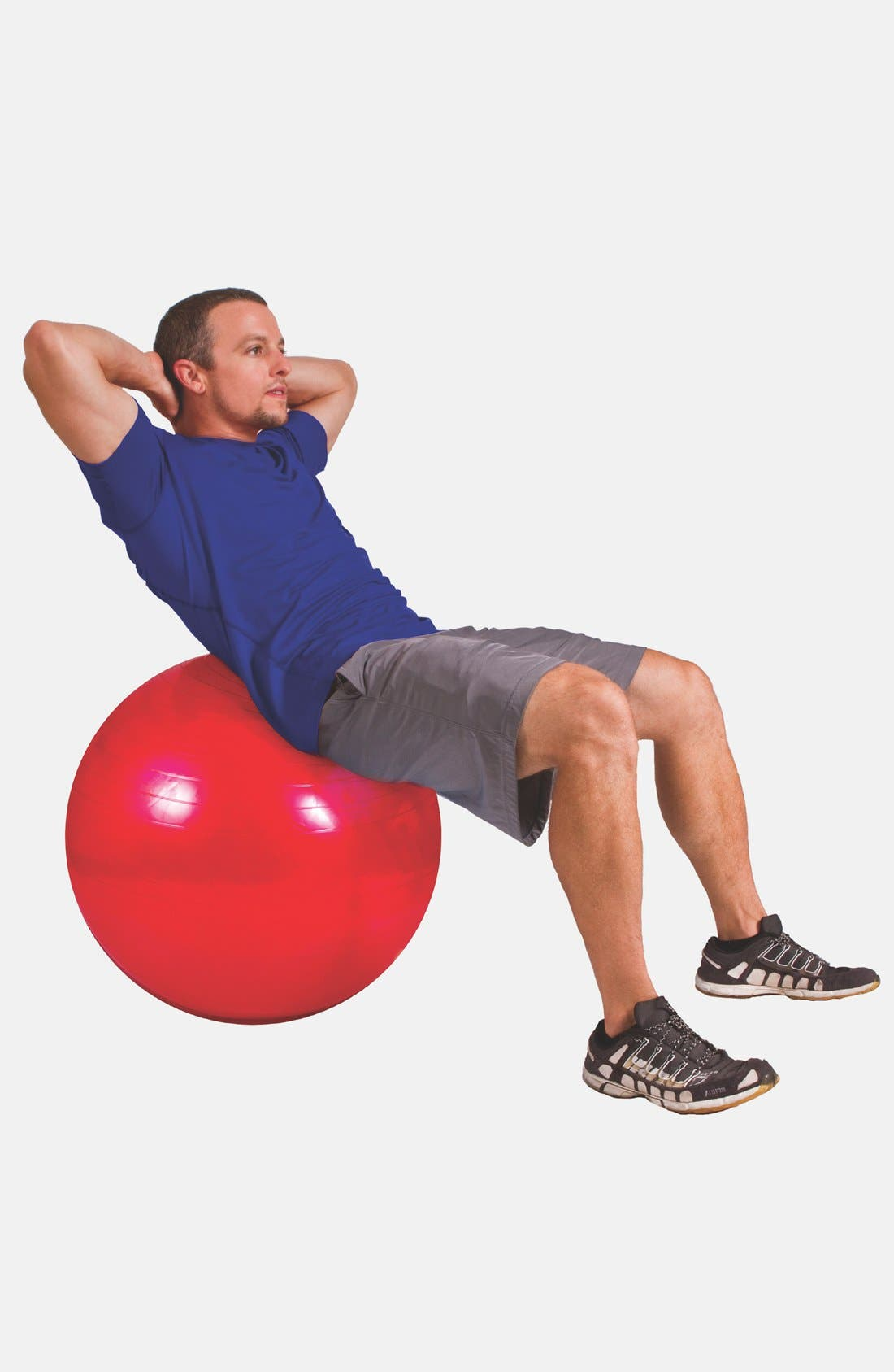 Alternate Image 2  - GoFit Pro Stability Ball (55cm)