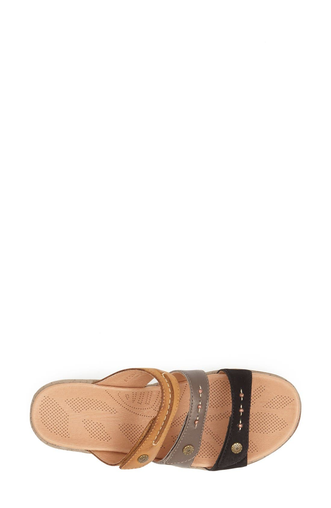 Alternate Image 3  - Acorn 'Vista' Wedge Sandal (Women)