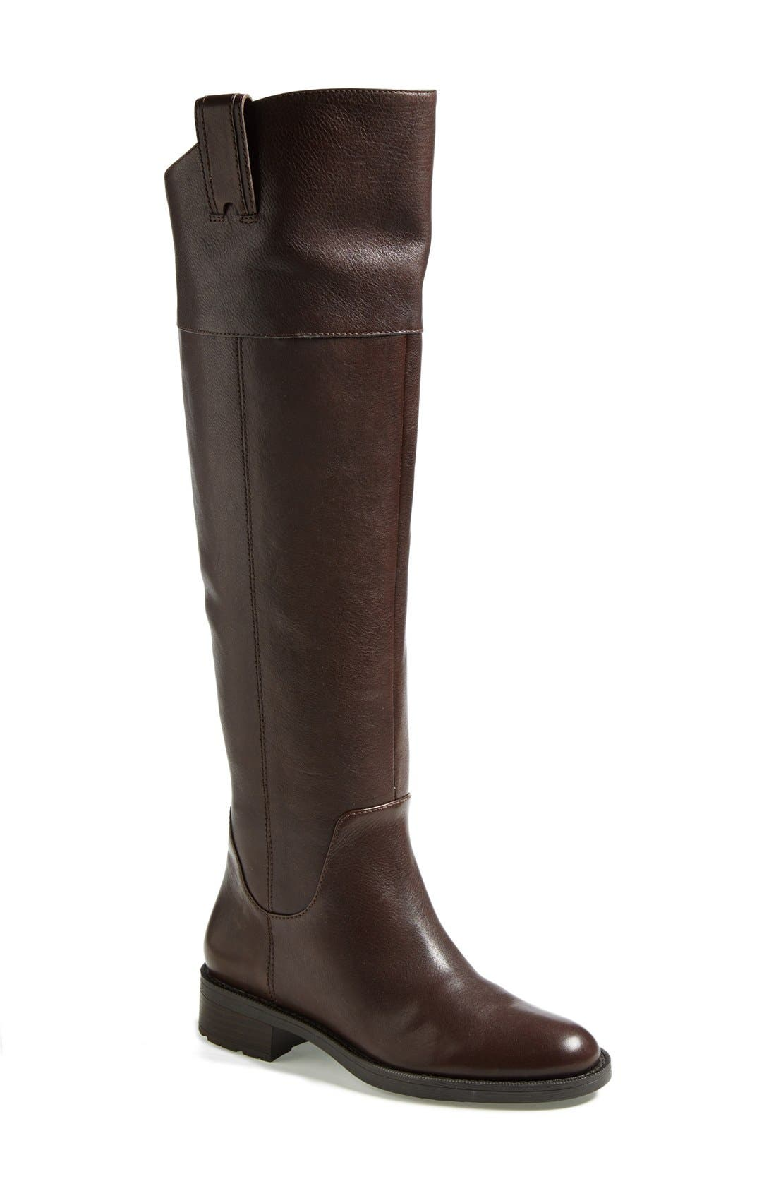 Alternate Image 1 Selected - Enzo Angiolini 'Holdyn' Over the Knee Boot (Women)