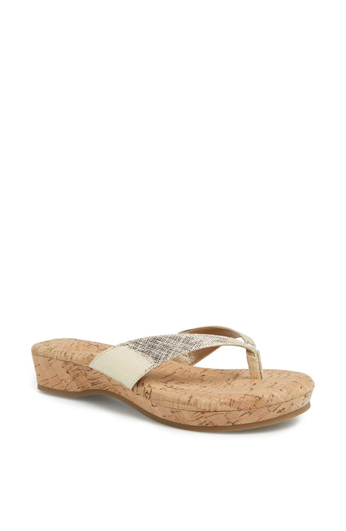 Alternate Image 1 Selected - Me Too 'Clare 2' Thong Sandal
