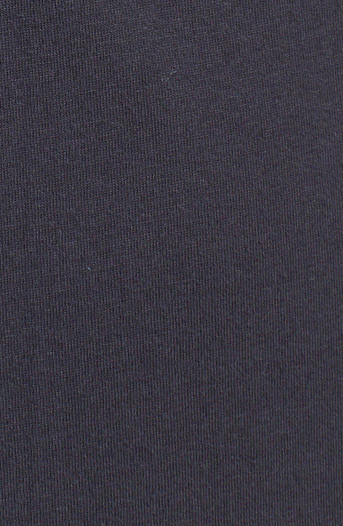 Alternate Image 3  - Billabong 'Tempting Fate' Jersey Slipdress (Juniors)