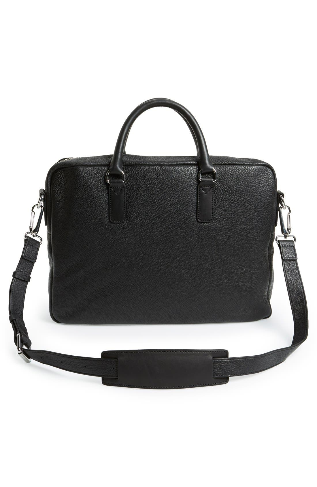 Alternate Image 4  - MARC BY MARC JACOBS 'Classic' Leather Briefcase