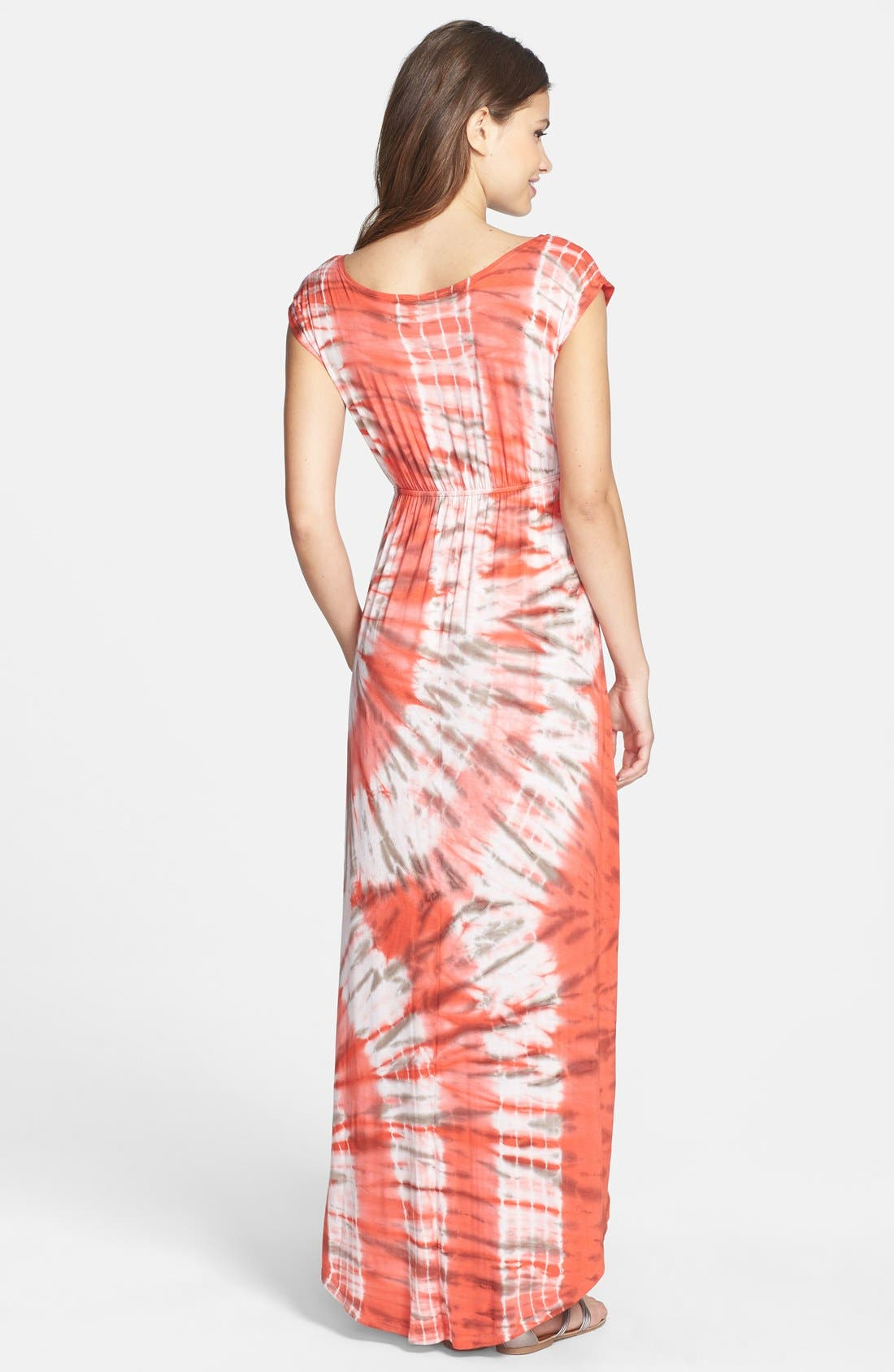Alternate Image 2  - Felicity & Coco 'Effron' Tie Dye Maxi Dress (Nordstrom Exclusive)