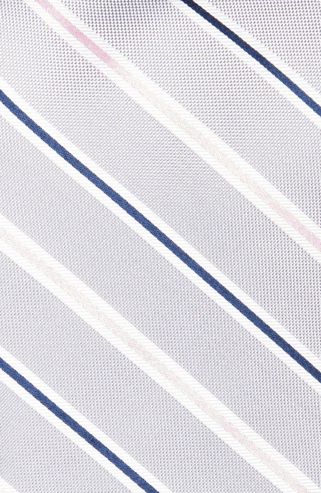 Alternate Image 2  - Michael Kors Woven Silk Tie (X-Long)
