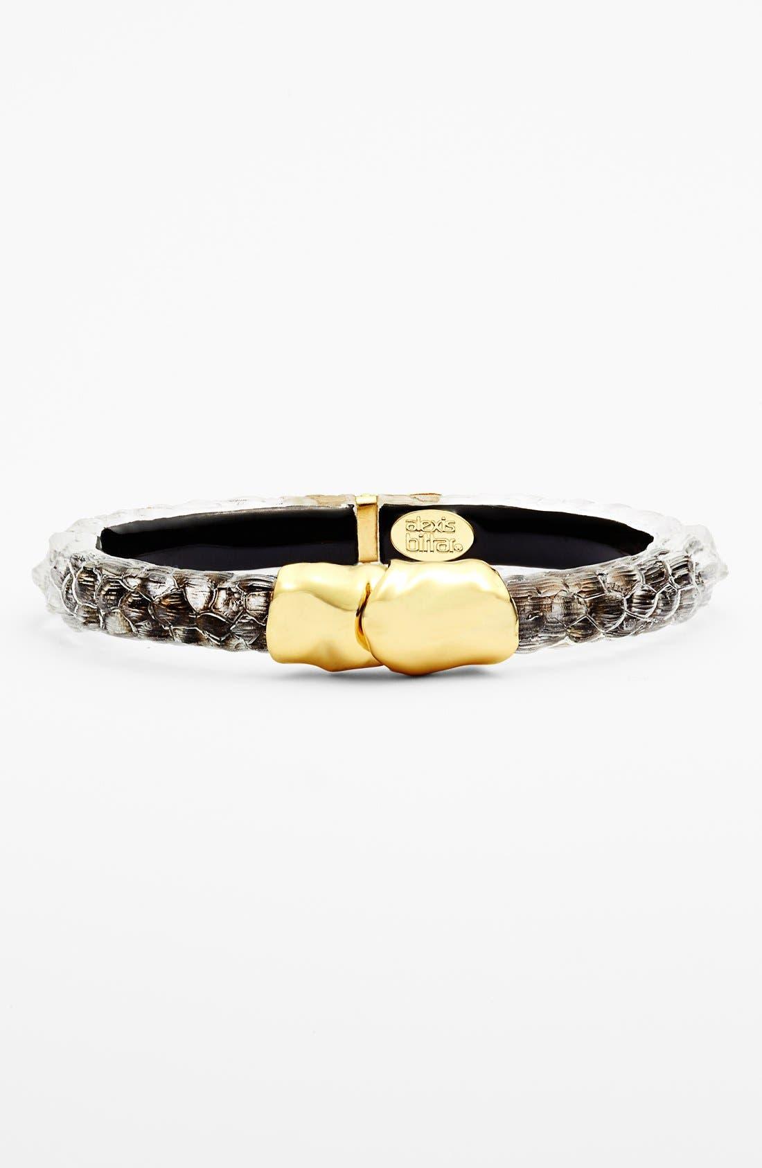 Main Image - Alexis Bittar 'Lucite® - Kinshasa' Hinge Bracelet