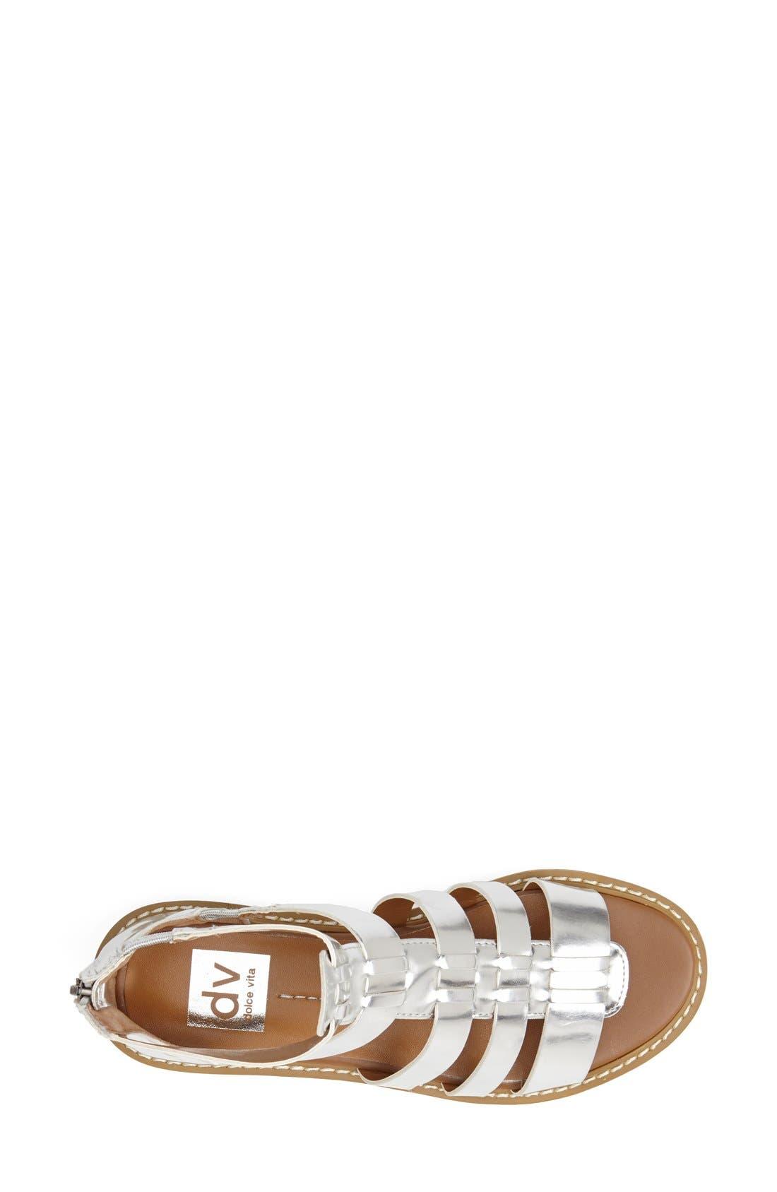 Alternate Image 3  - DV by Dolce Vita 'Zippy' Platform Sandal (Women)