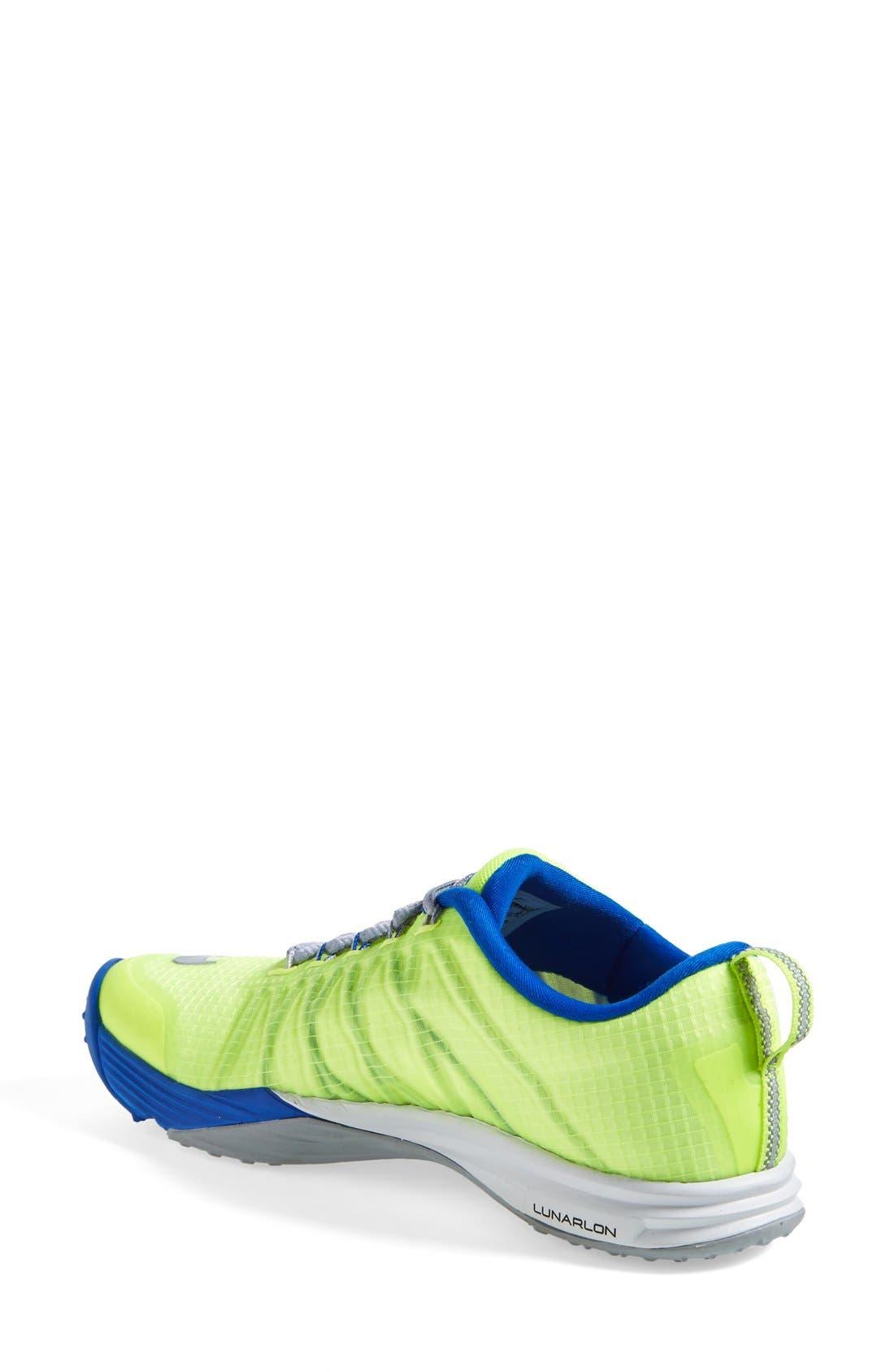 Alternate Image 2  - Nike 'Lunar Cross Element' Training Shoe (Women)