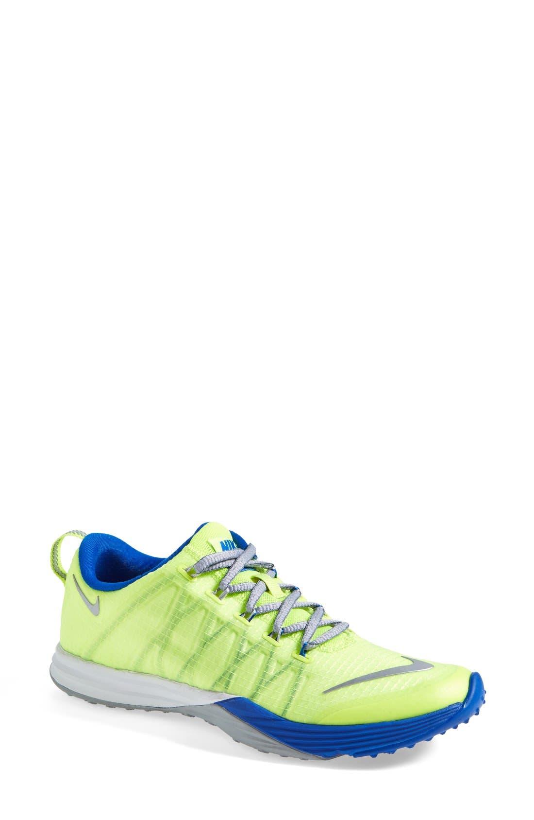Alternate Image 1 Selected - Nike 'Lunar Cross Element' Training Shoe (Women)
