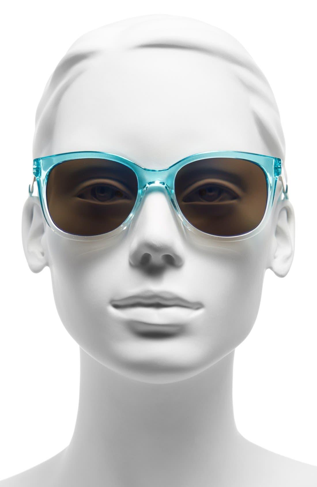 Alternate Image 2  - Steve Madden 52mm Sunglasses