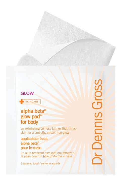 Dr. Dennis Gross Skincare 'Alpha Beta® Glow Pads' Exfoliating Anti-Aging Self-Tanner for Body