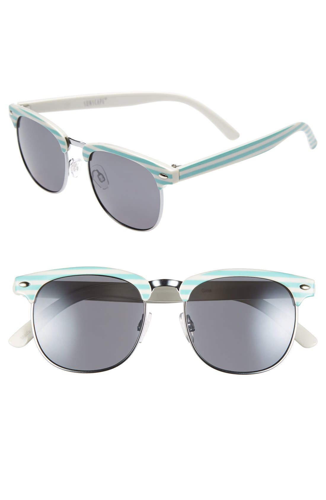 Alternate Image 1 Selected - BP. 'Club Master' 58mm Sunglasses (Juniors)