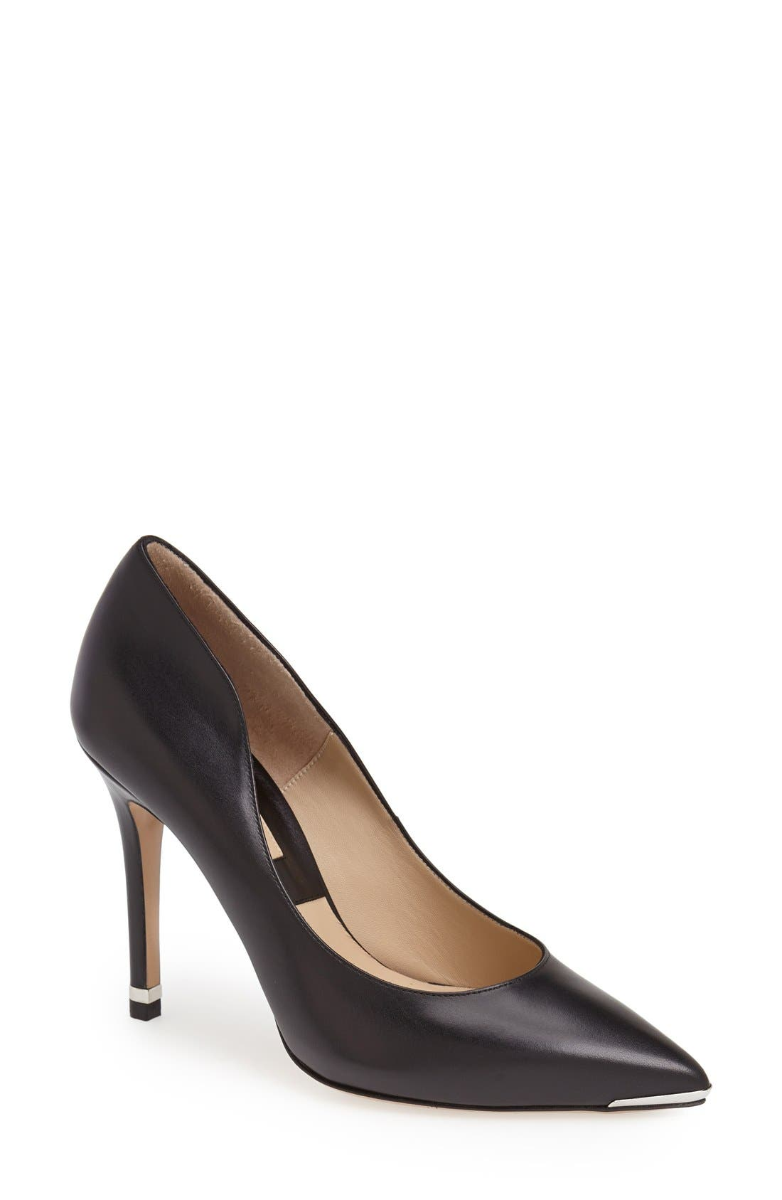 Alternate Image 1 Selected - Michael Kors 'Avra' Pointy Toe Pump (Women)