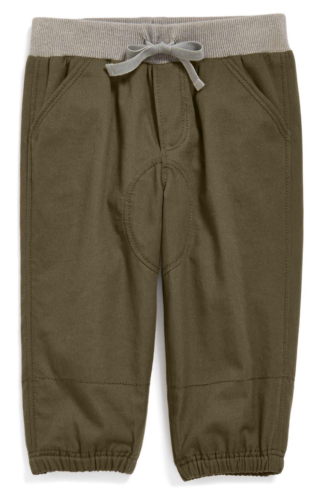 Alternate Image 1 Selected - Tucker + Tate Knit Waist Pants (Baby Boys)