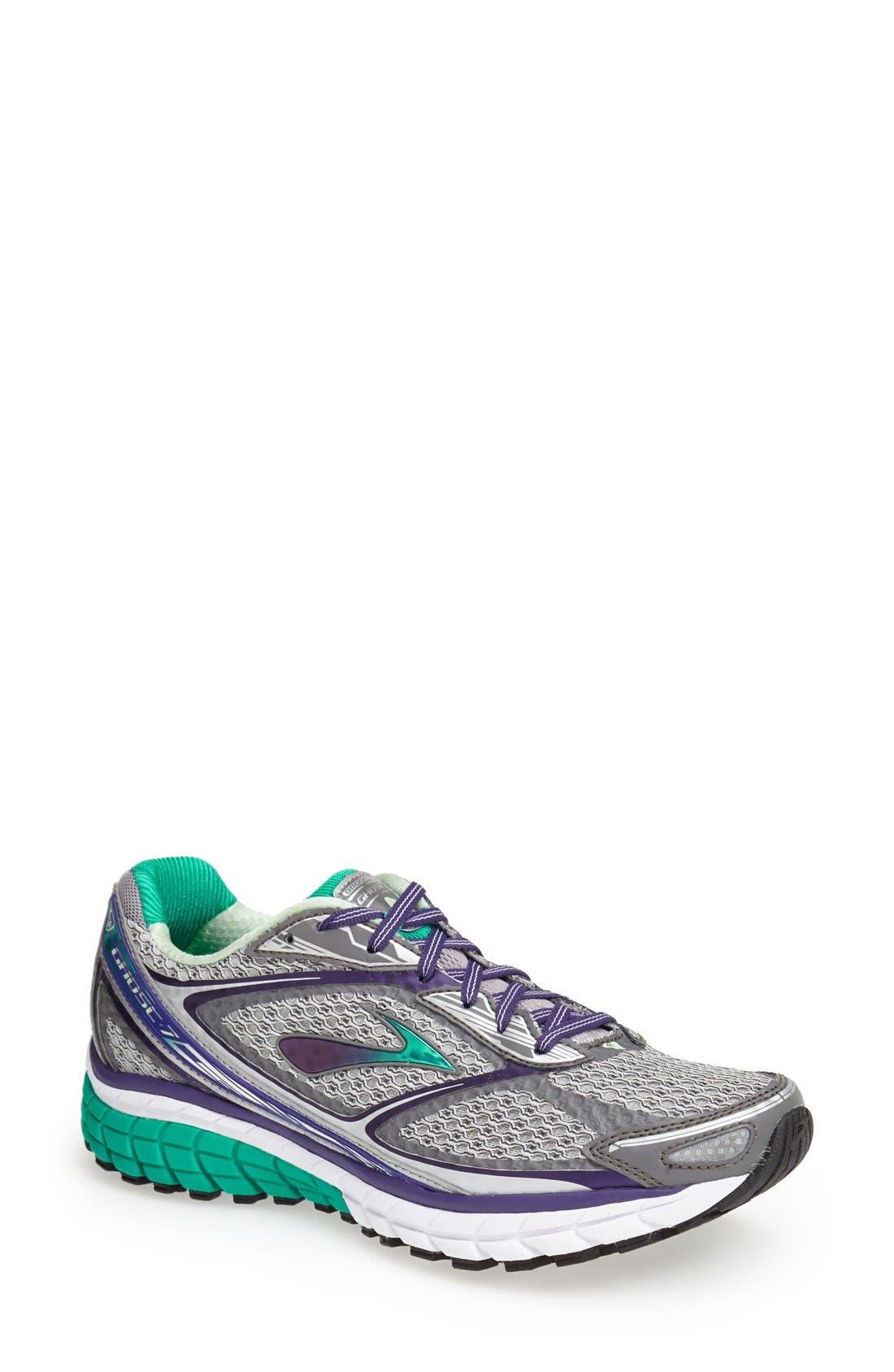 Alternate Image 1 Selected - Brooks 'Ghost 7' Running Shoe (Women)