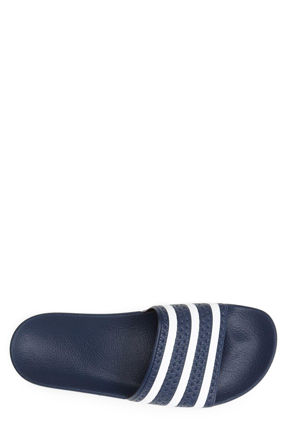 Alternate Image 3  - adidas 'Adilette' Slide Sandal (Men)