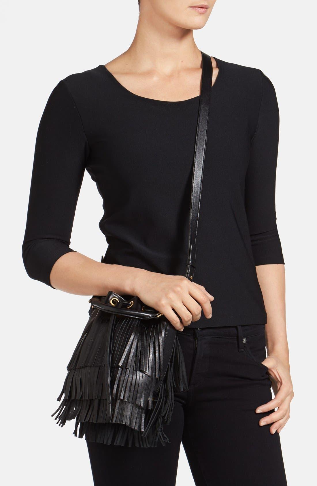 Alternate Image 2  - Saint Laurent 'Small' Bucket Bag