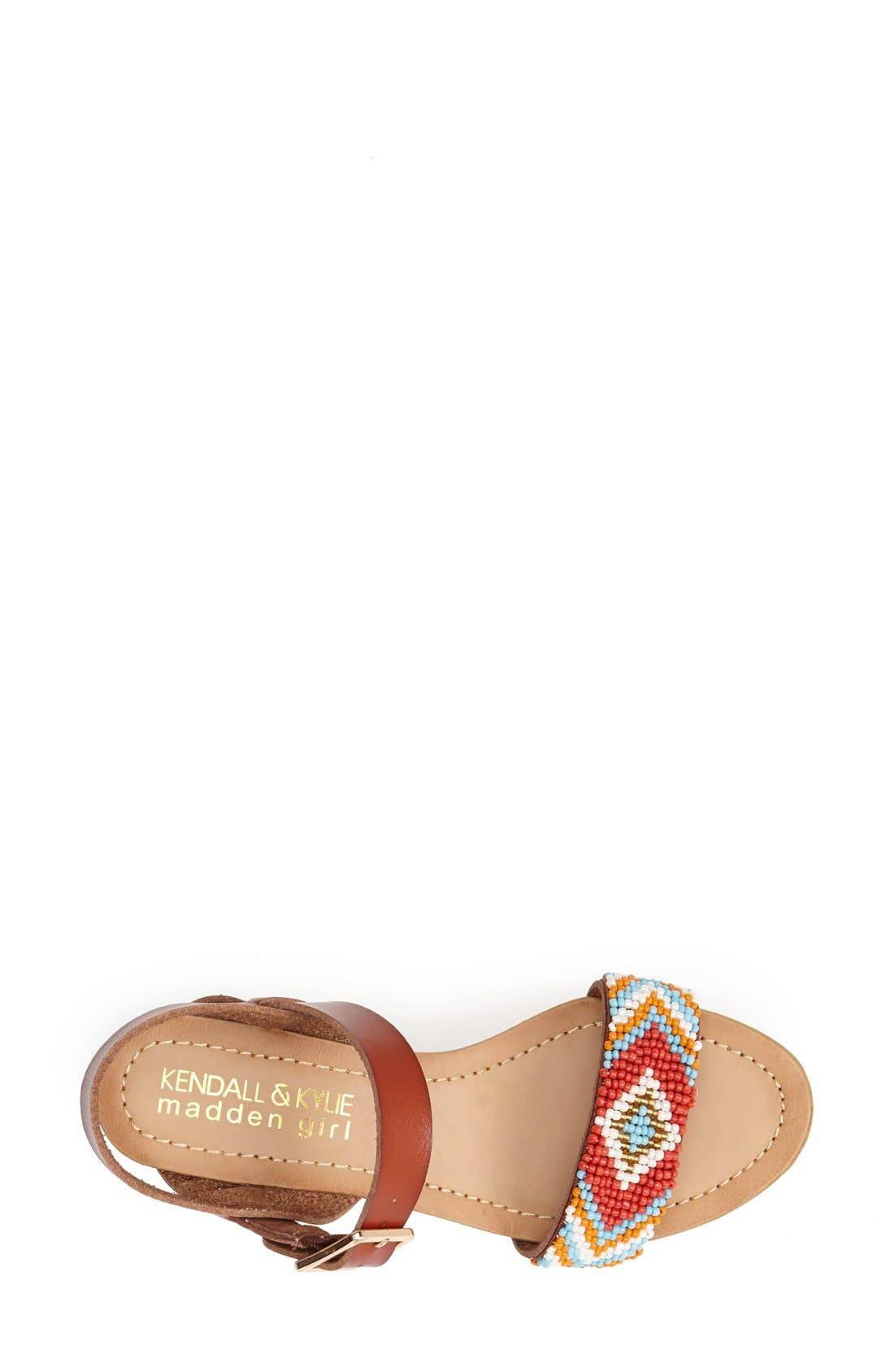 Alternate Image 3  - KENDALL + KYLIE Madden Girl 'Avaalon' Wedge Sandal (Women)