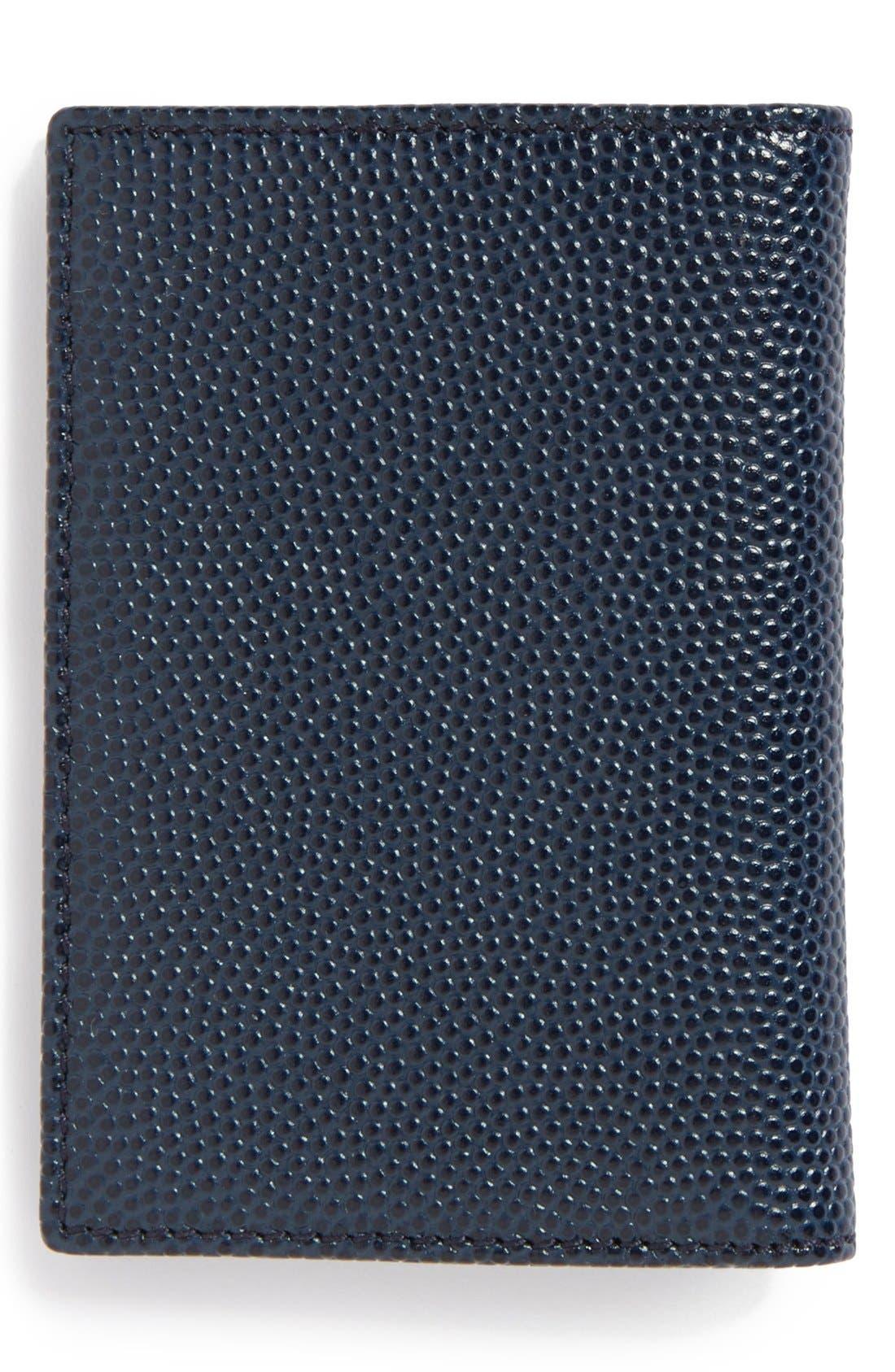 Alternate Image 3  - Salvatore Ferragamo 'Ten Forty One' Leather Card Case