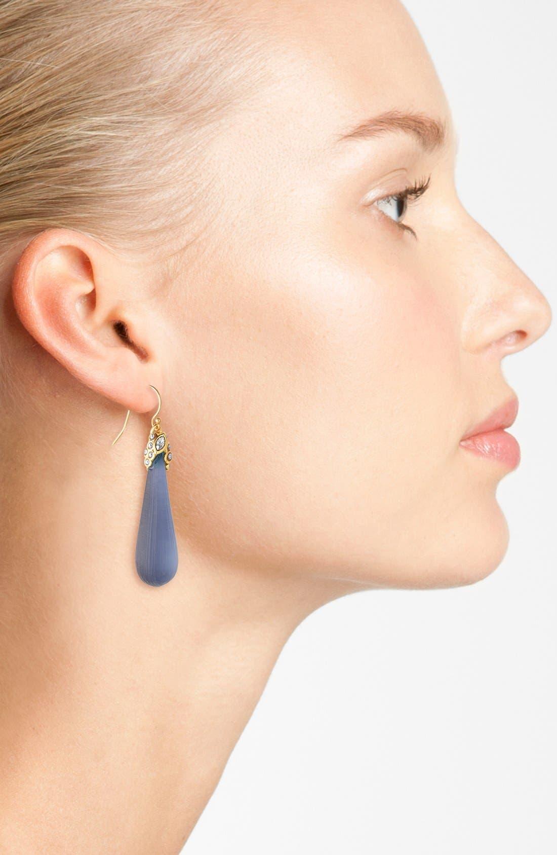 Alternate Image 2  - Alexis Bittar 'Lucite® - Georgian' Teardrop Earrings (Nordstrom Exclusive)