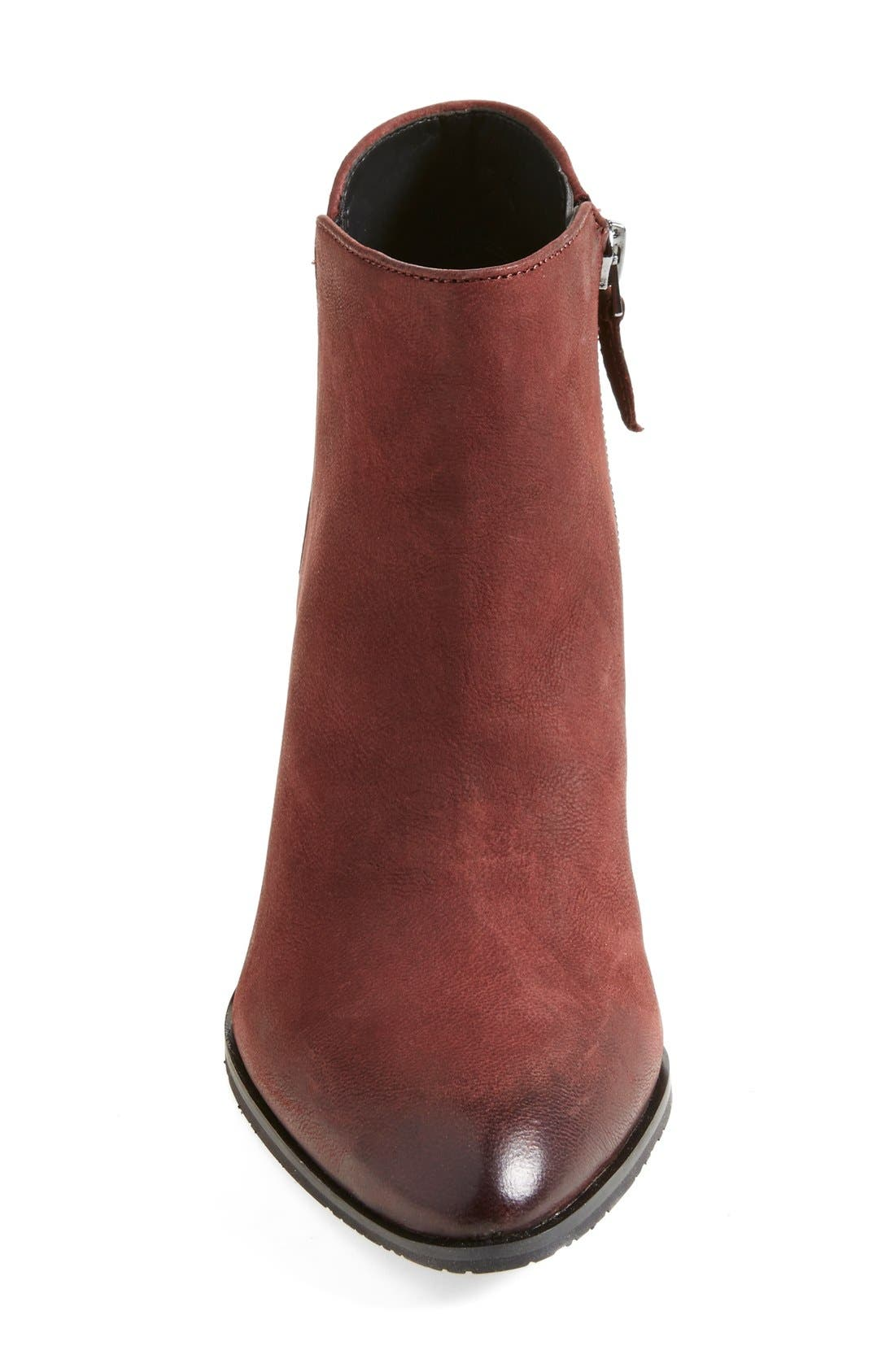 Alternate Image 3  - Franco Sarto 'Agenda' Leather Bootie (Women)