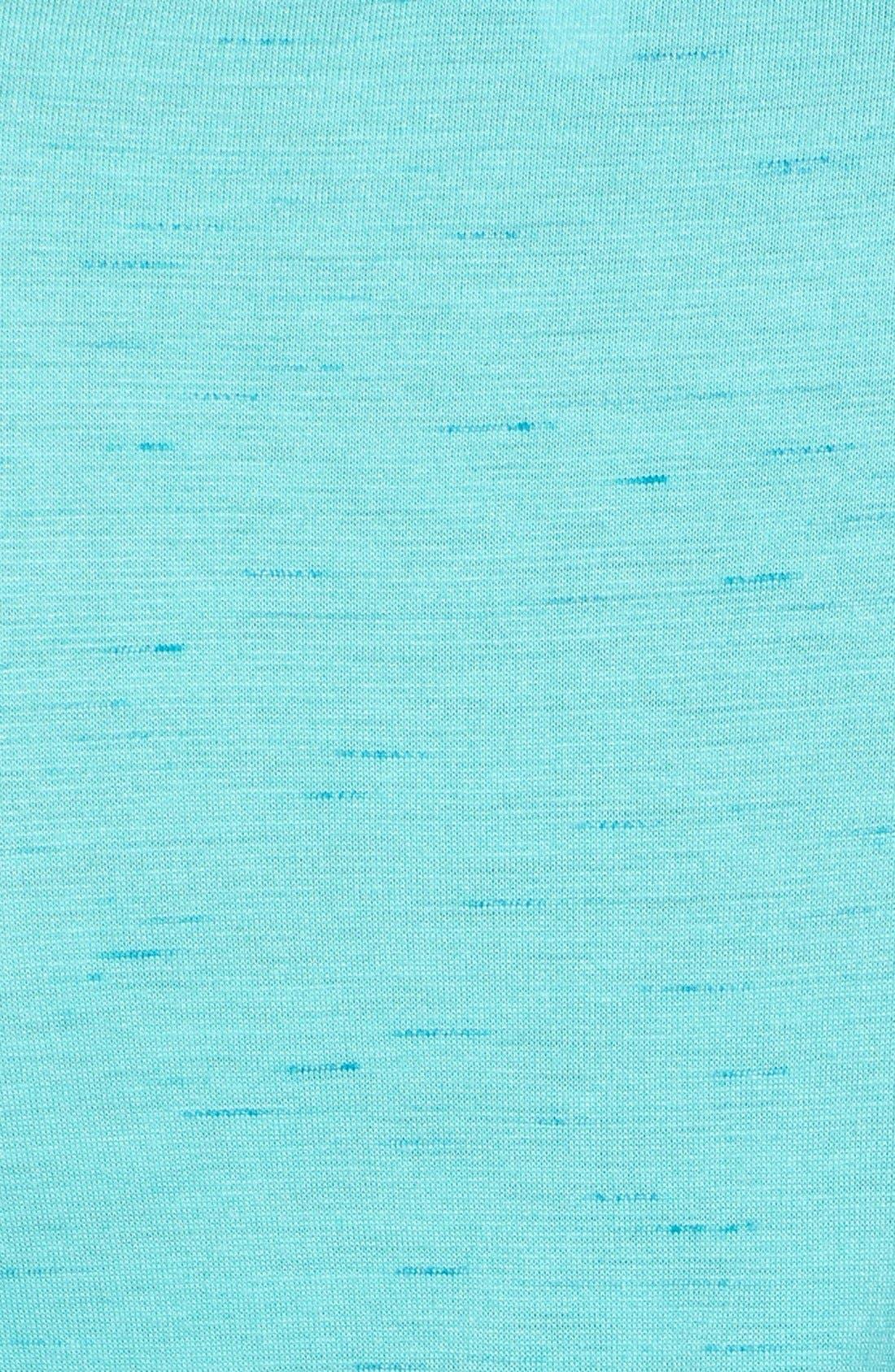 Alternate Image 3  - Splendid 'Tracer' Mélange Knit Tee