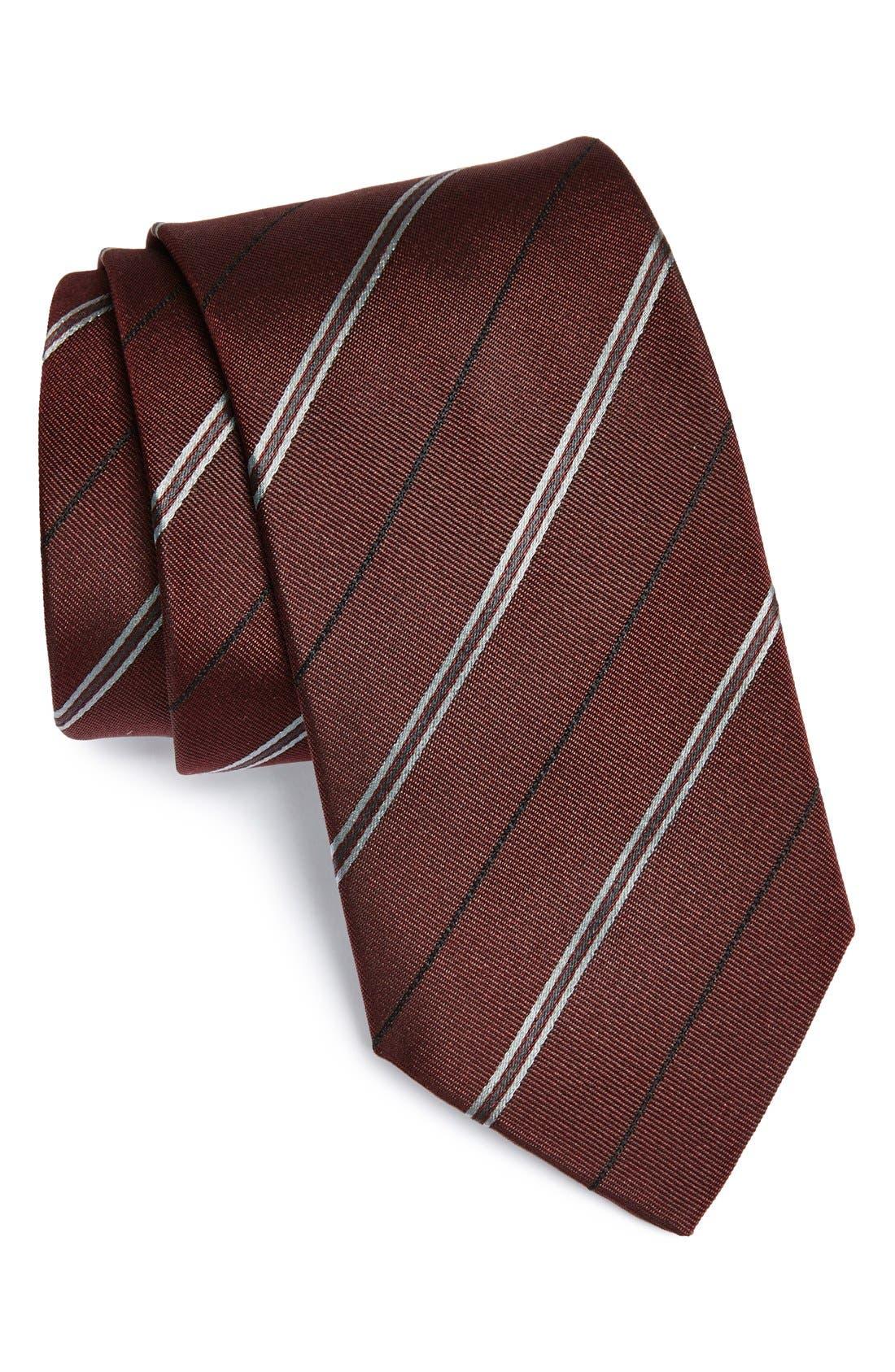 Alternate Image 1 Selected - Dolce&Gabbana Woven Silk Tie
